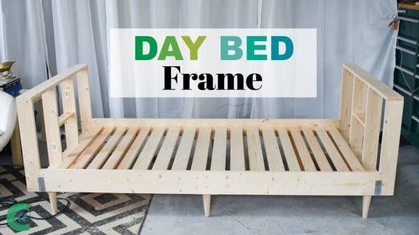 Daybed Frame Tutorial