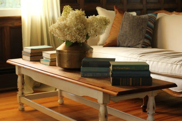 Coffee Table • The Farmhouse Project
