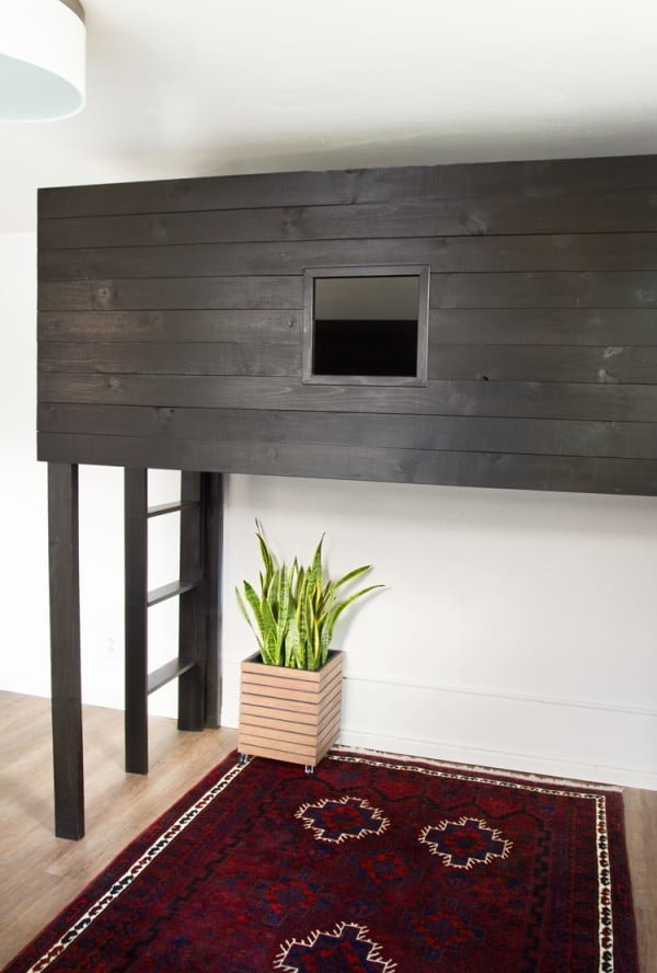 33 Simple Diy Loft Bed Plans