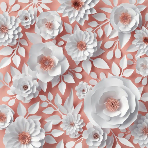 Blooming Beautiful Paper Flowers Inspiration