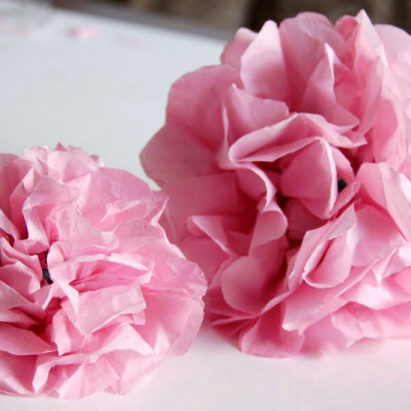 Make These Paper Flowers for Less Than $20