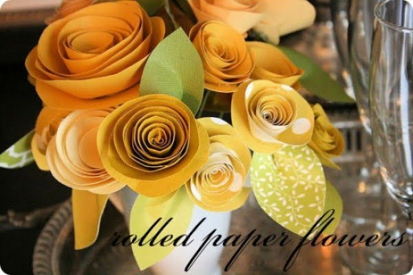 DIY Paper Flowers Tutorials