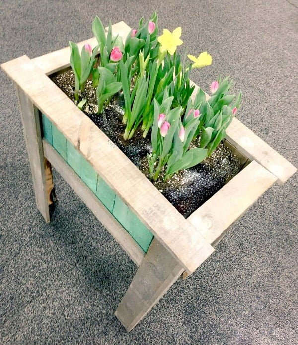 DIY Planter Box How To   ing