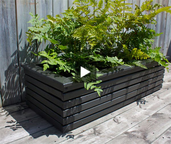 DIY Planter Box   ing