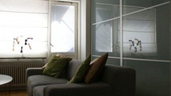 Turn a Sliding Door Wardrobe into a Room Divider