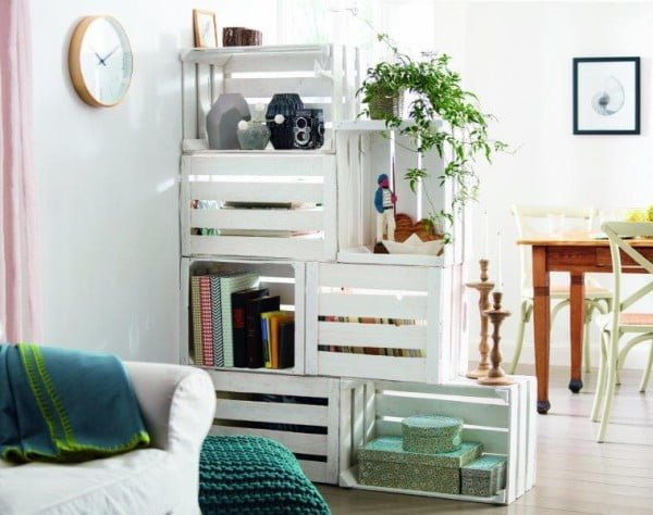 Easy-to-make DIY room divider and shelf in one | Benoni City Times