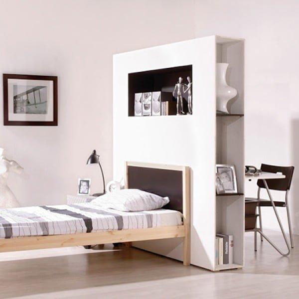 Easy DIY room divider