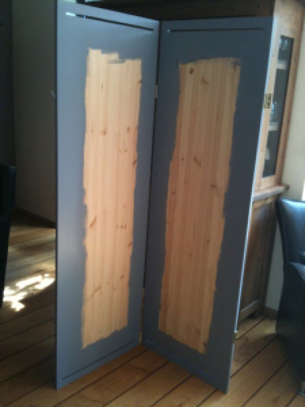 Do it yourself: Room Divider