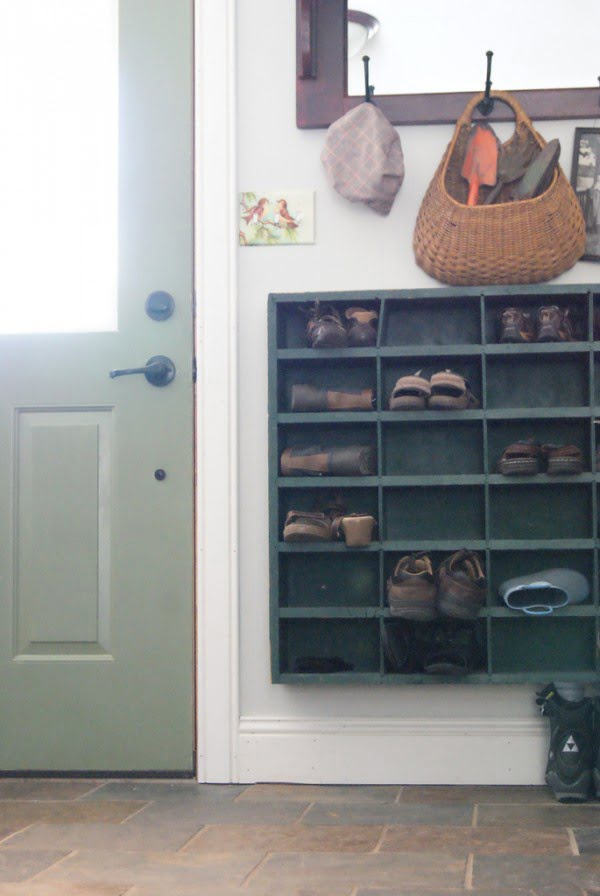 My Entryway #DIY #homedecor #organization