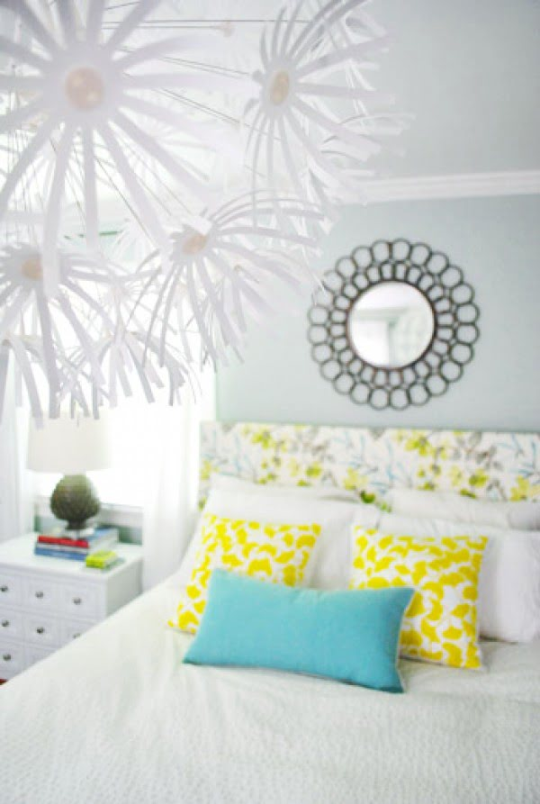 How To Make A DIY Upholstered Headboard, Part 2 | Young House Love #diy #homedecor #bedroomdecor
