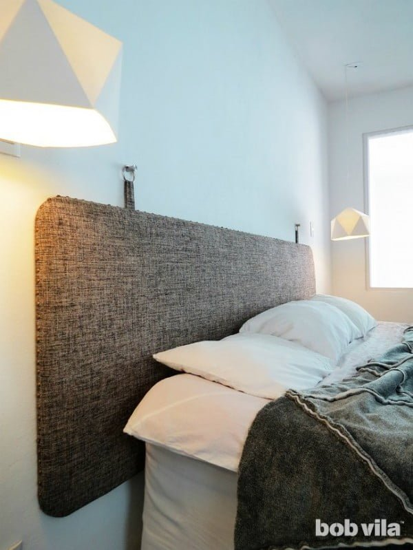 DIY Upholstered Headboard - DIY Lite - Bob Vila