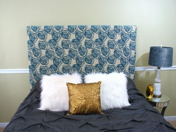 Headboard 101: Making a Simple Upholstered Headboard