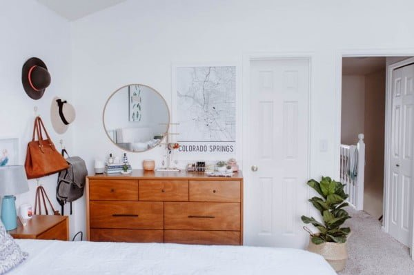 Master Bedroom Decor: Blogger Bedroom Reveal