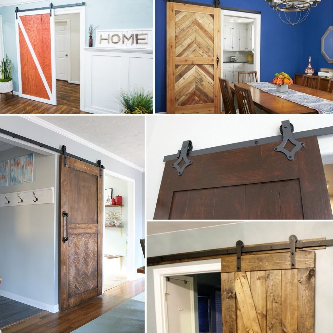 sliding barn doors diy