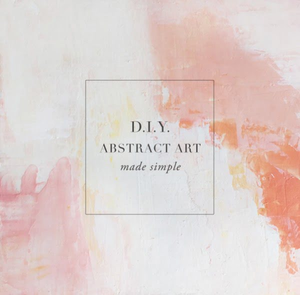 DIY Abstract Art Made Simple!