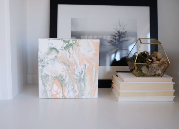 Art is a Healing Force: DIY Abstract Painting