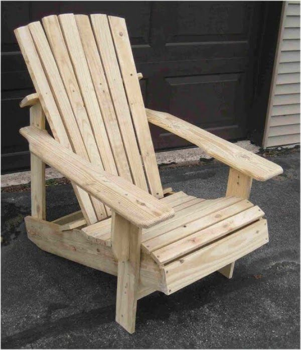 How to Build a Wooden Pallet Adirondack Chair (Step-by-Step Tutorial)