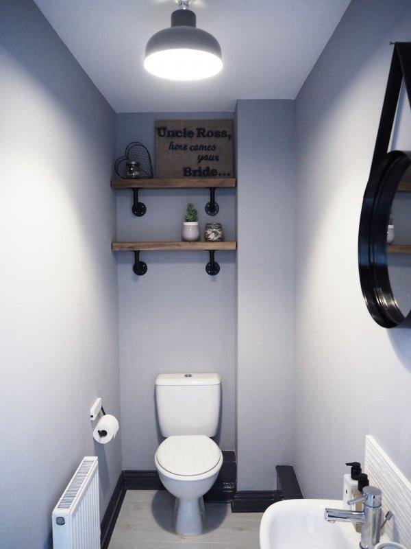 DIY Bathroom Shelves (The Project That Kept Failing!)   decor
