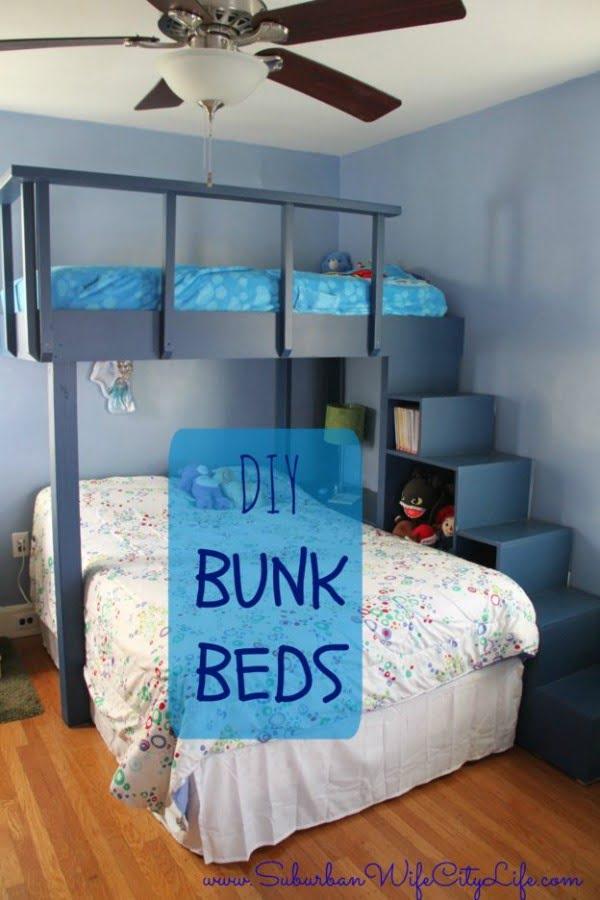 Suburban Wife, City Life #DIY #furniture #bedroomdecor #homedecor