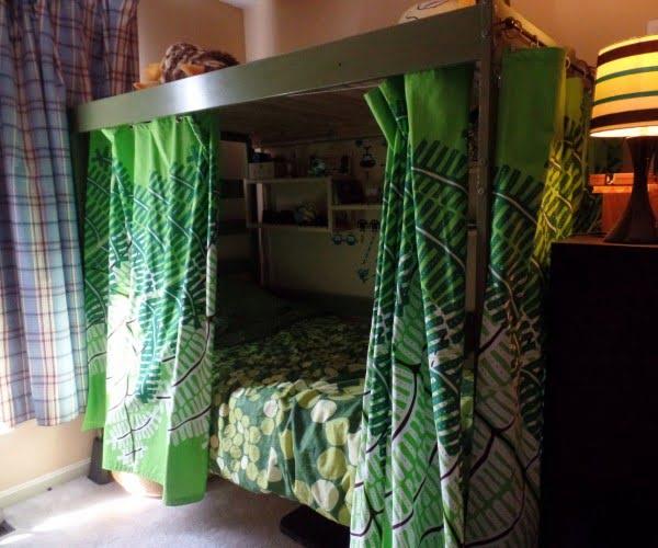 privacy bunk