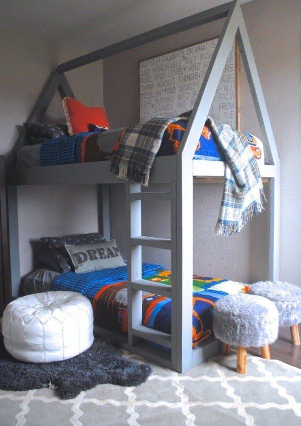 unique house design beds