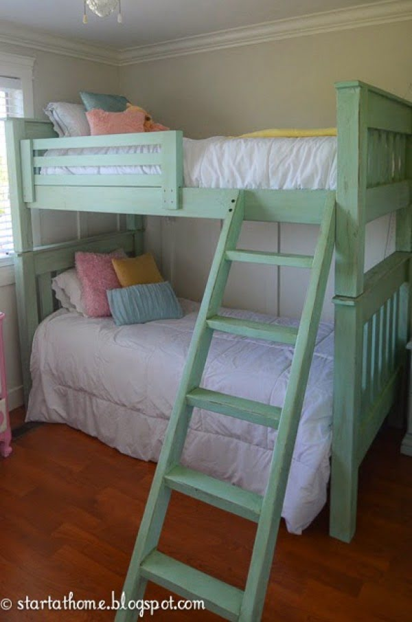 23 Easy Comfy Diy Bunk Beds You Can Build On A Budget