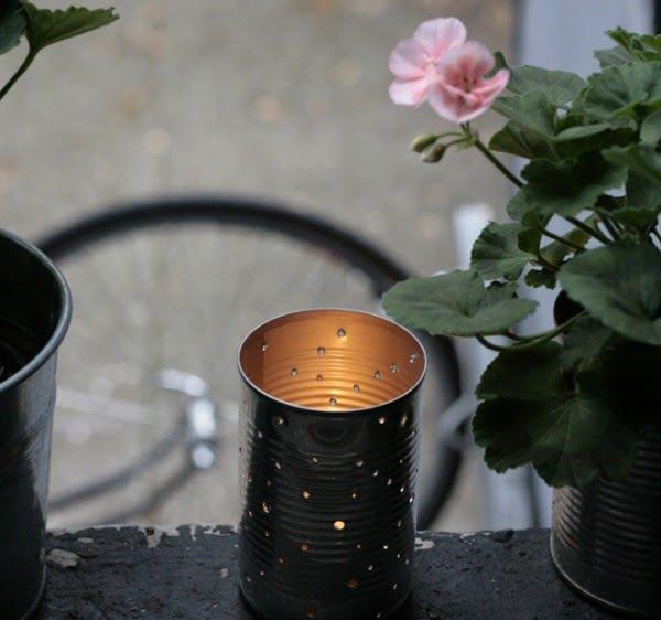 #DIY #candle #homdecor #crafts