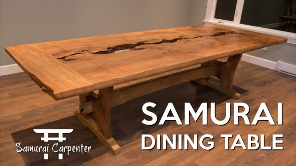 Building A Dining Table, Start To Finish! #DIY #furniture #homedecor #woodworking