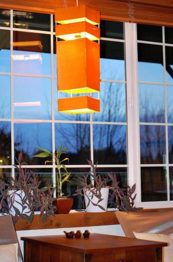 $1 Japanese Lantern Tutorial » Dollar Store Crafts