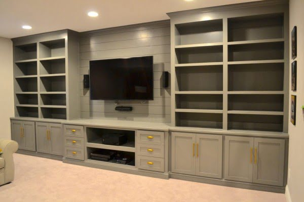 Building an Entertainment Center