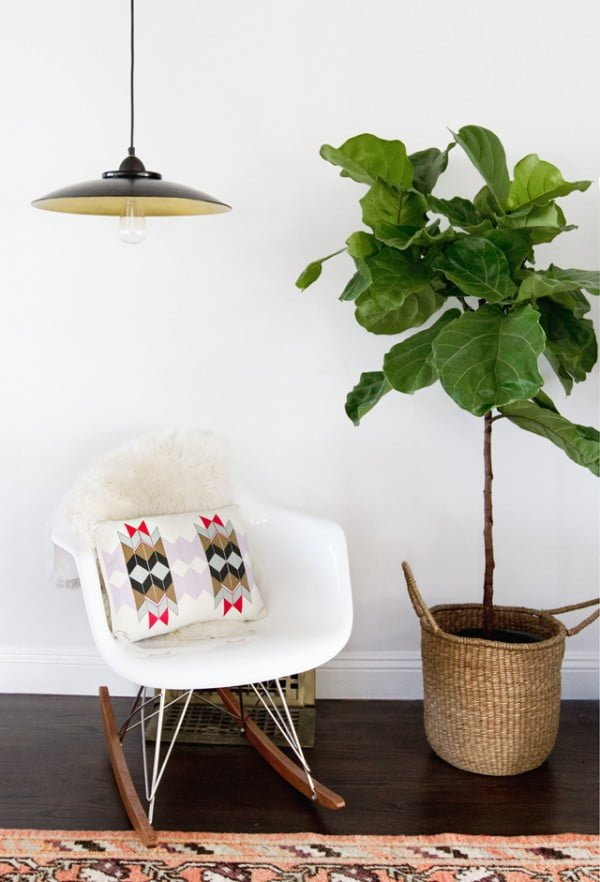 DIY a Modern Pendant Lamp