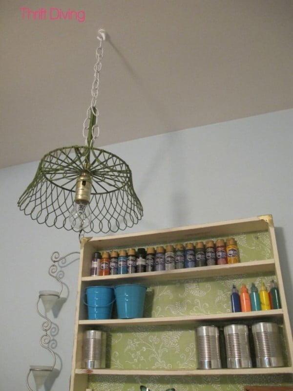 How to Make a DIY Pendant Light: DIYTutorial