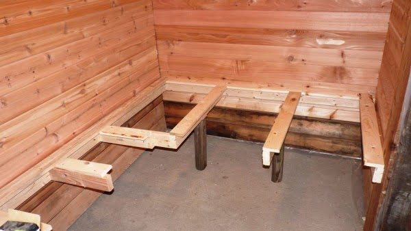 DIY Sauna Guide, Do It Yourself Sauna, Build Your Own Sauna UK