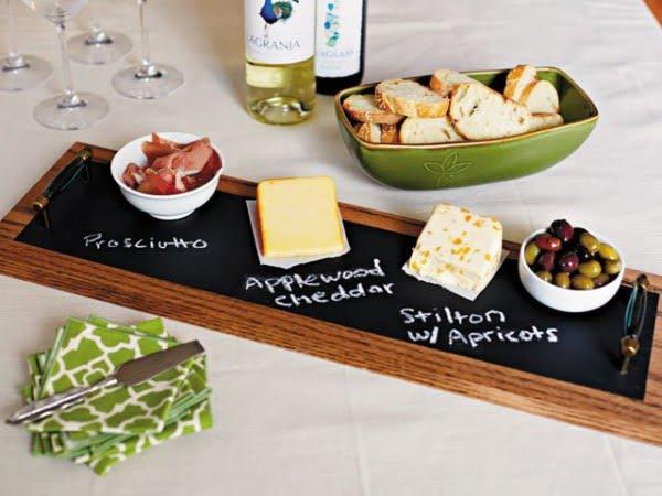 Entertaining Idea #DIY #organize #serving #homedecor #coffeetable