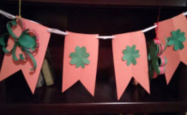 DIY St. Patrick's Day Decor