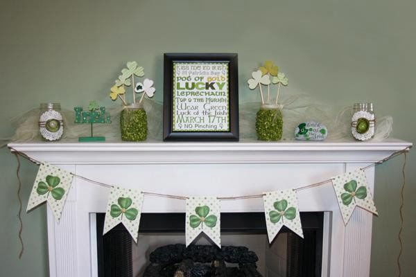 Crafty decorating ideas for St. Paddy's Day