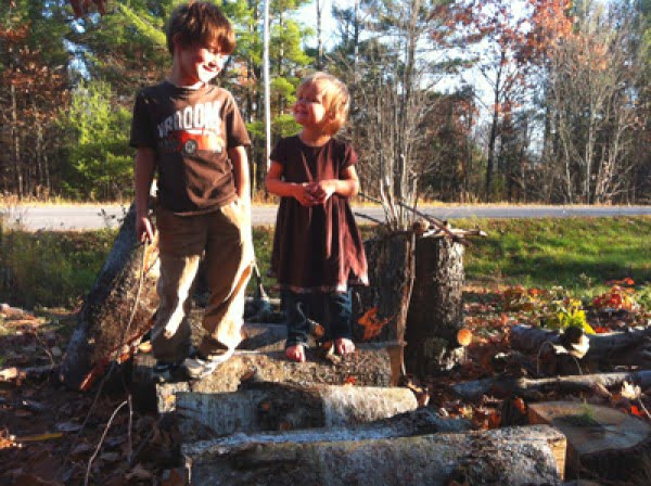 DIY: Building the perfect treehouse