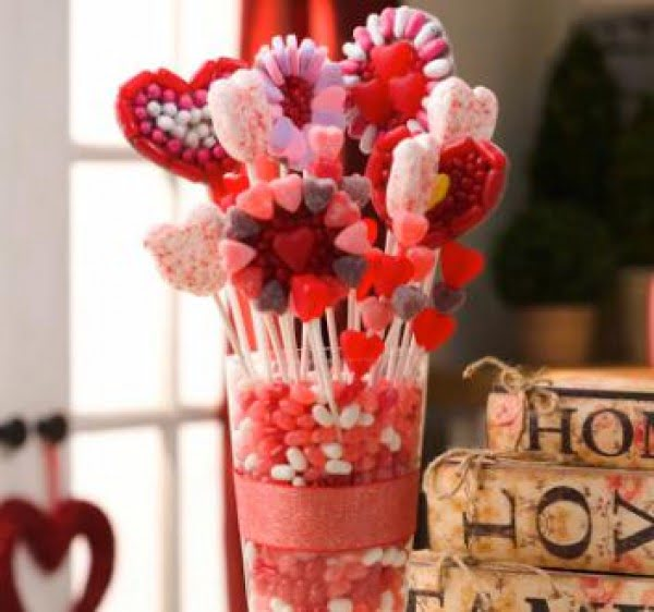 Cute and sweet Valentine's Day decor