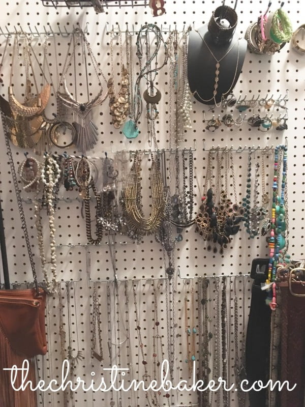 Diy Jewelry Wall Organizer