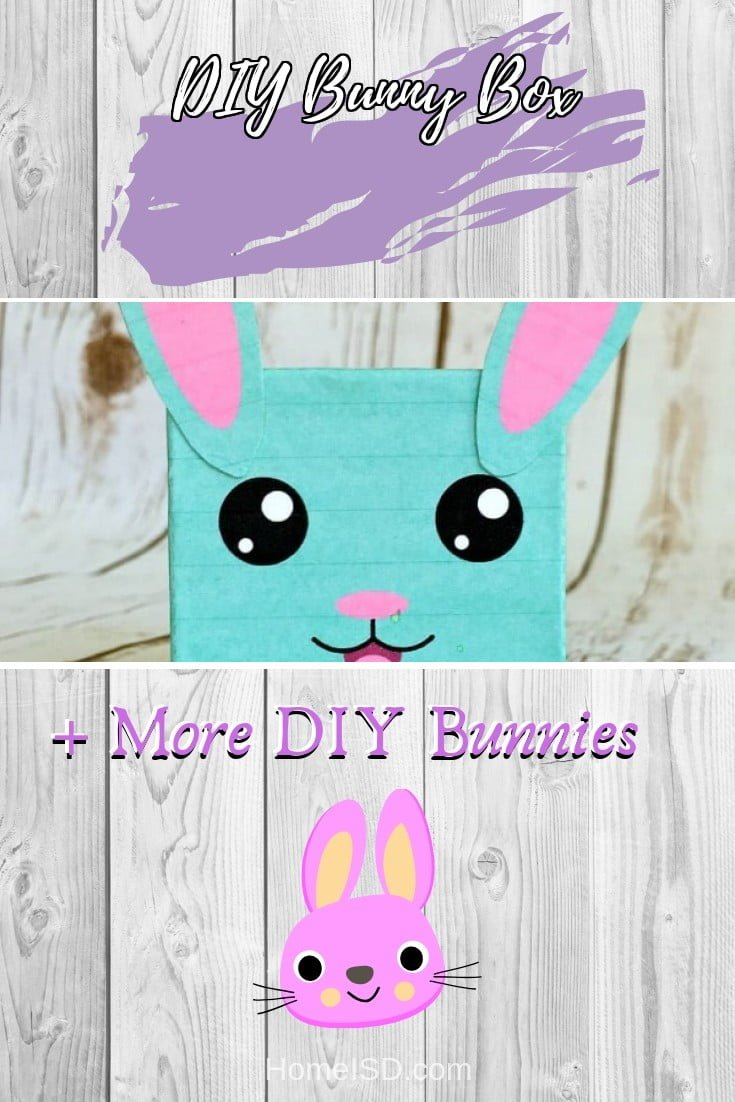 DIY Bunny Box  s art
