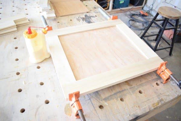 Cabinet Doors- DIY Shaker Style Door Tutorial Plans