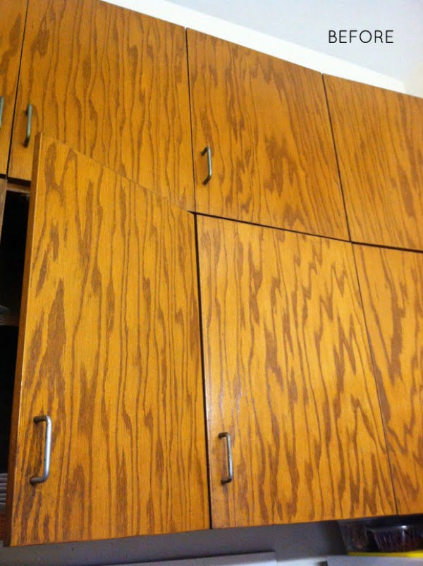 DIY Shaker Style Cabinet Doors