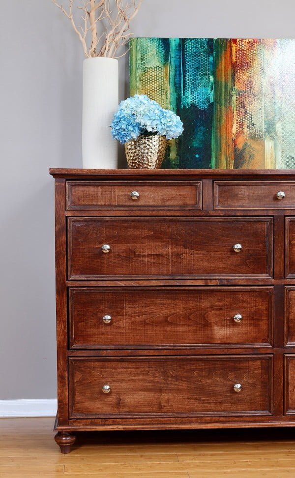How to build a DIY dresser
