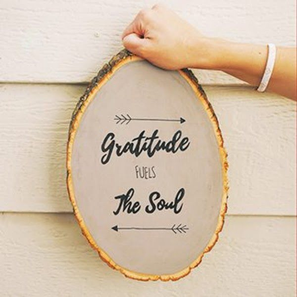 Gratitude Wall Hanging DIY