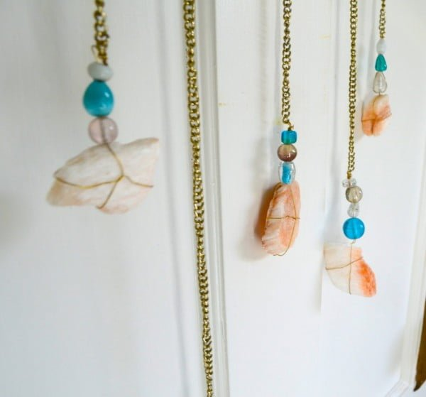 DIY: Crystal Wall Hanging • The Lucky Sprout