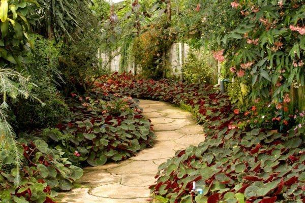 How to Make a Rustic Cobblestone Garden Path    path