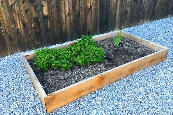 40 Easy DIY Raised Garden Beds Even Beginners Can Build #DIY #outdoor #project