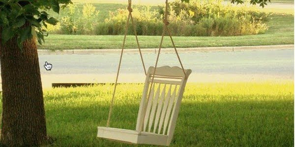 20 Easy DIY Tree Swings for Tons of Backyard Fun #DIY #outdoor #project