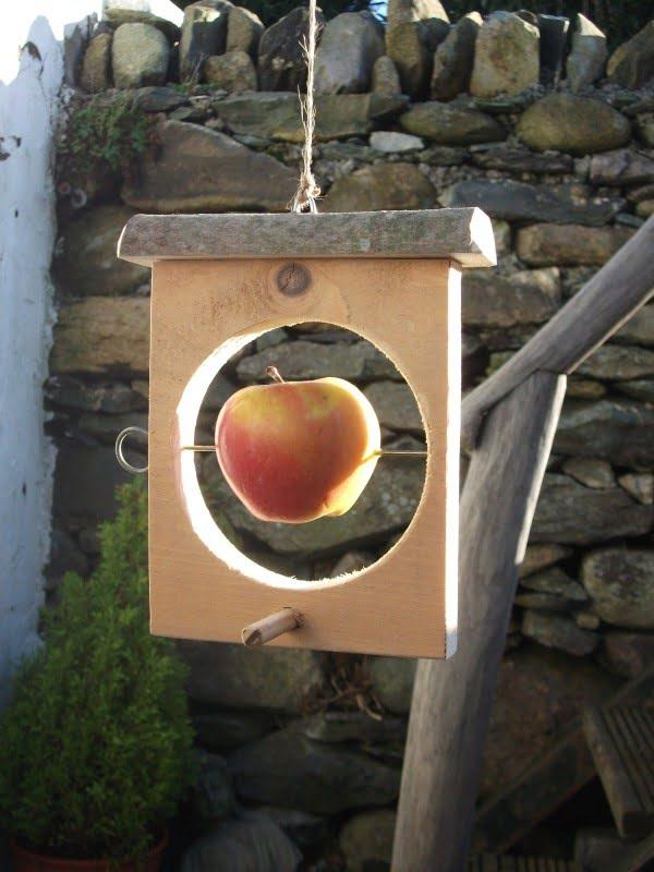 31 Easy & Creative DIY Bird Feeder Ideas to Lure Wildlife to Your Garden #DIY #outdoor #project