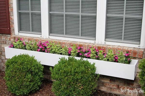 How to Make a Window Box